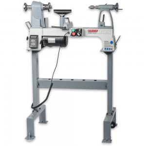 Axminster Trade Series AT1416VS Woodturning Lathe & Floor Stand