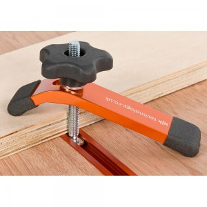 UJK Technology T-Track & Hold Down Clamp - PACKAGE DEAL