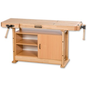 Axminster 1700 Workbench & Storage Cupboard - PACKAGE DEAL