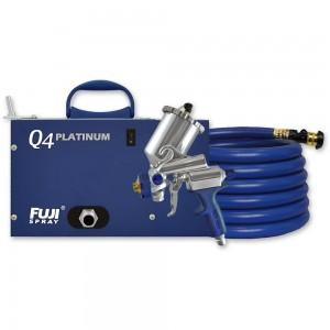 Fuji Q4 Platinum Turbine Unit & G-Xpc Spray Gun