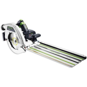 Festool HK85 EB Plus Circular Saw & FSK Cross Cut Rail - PACKAGE DEAL