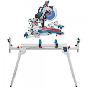 Bosch GCM 12 SDE Mitre Saw & GTA2600 Stand - PACKAGE DEAL