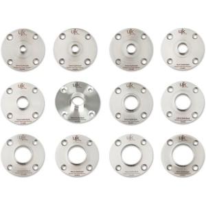 UJK Technology Stainless Steel Guide Bush Set 12