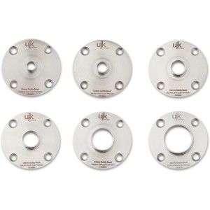 UJK Stainless Steel Guide Bush Set 6