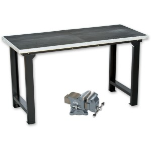 Axminster Mechanics Bench & Swivel Vice - PACKAGE DEAL