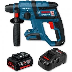Bosch GBH18V-EC Brushless SDS+ Drill 18V (4.0Ah)