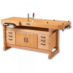 Sjobergs Elite 2000 Cabinetmaker's Bench & SM04 Storage Module
