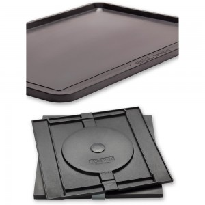 Tormek RB-180 Rotating Base and RM-533 Rubber Mat