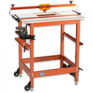 UJK Router Table with Laminated Top