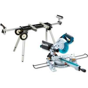 Makita LS0815FL 216mm Mitre Saw & Stand