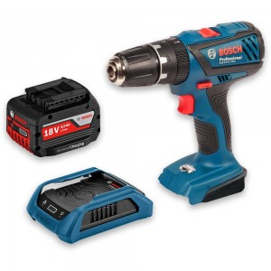 Bosch GSB 18-2-LI Plus Combi Drill (Wireless Charge) 18V (4.0Ah)