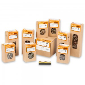 Woodspur Torx Trade Pack