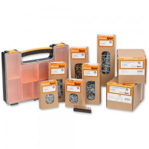 Woodspur Pozi Trade Packs & Organiser Case