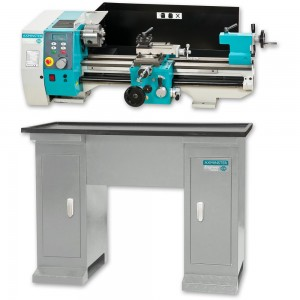 Axminster Engineer Series SC4 Bench Lathe & Floor Stand