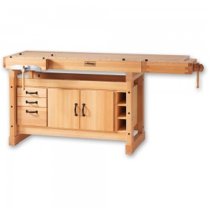 Sjobergs SB119 Professional Workbench & SM05 Storage Module
