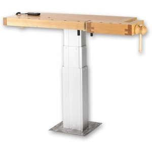 Sjobergs 33110 Bench With Electrically Operated Height Adjustment