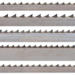 Axcaliber Pack Of 5 Bandsaw Blades For AC1950B