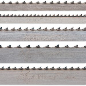 Axcaliber Pack Of 5 Bandsaw Blades For AT1854B & AT1854BV
