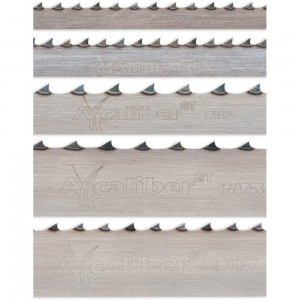 Axcaliber Pack Of 5 Bandsaw Blades For AT3086B