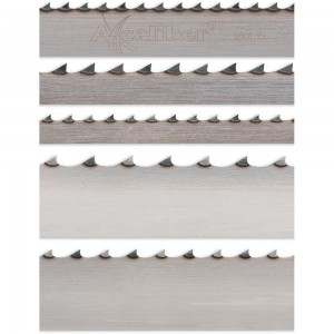Axcaliber Pack Of 5 Bandsaw Blades For AT3352B