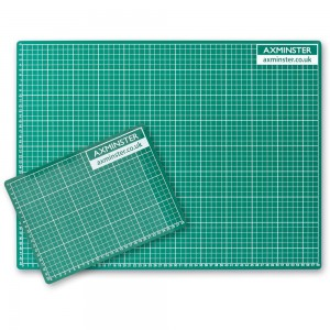 Axminster Self Healing Cutting Mats Package