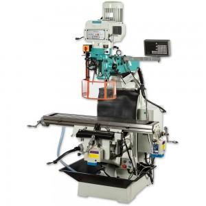 Axminster Engineer Series X6323B Turret Mill - R8