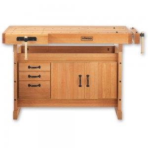 Sjobergs Scandi Plus 1425 Bench & SM03 Storage Module