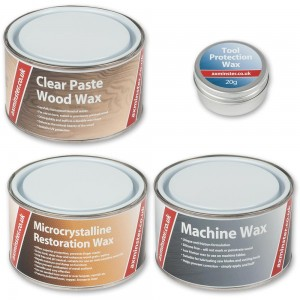 Axminster Waxes Package