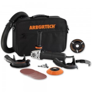 Arbortech Power Carving Unit & Turbo Plane Package