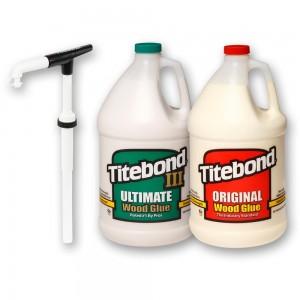 Titebond Original, Ultimate & Glue Pump - Package