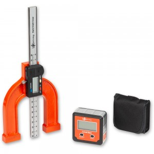 UJK Technology Depth Gauge and Level Box