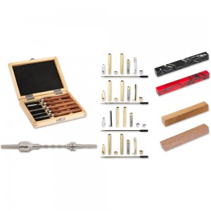 Craftprokits Pen Turning Starter Package