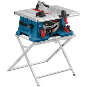 Bosch GTS 635-216 216mm Table Saw With Leg Stand - PACKAGE DEAL