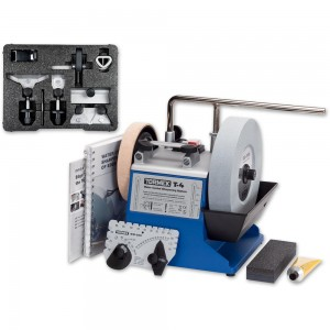 Tormek T-4 Sharpening System With HTK-806 Hand Tool Kit
