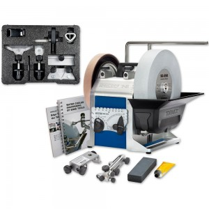 Tormek T-8 Sharpening System With HTK-806 Hand Tool Kit