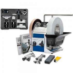 Tormek T-8 Sharpening System With HTK-806 Hand Tool Kit