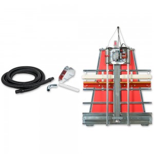 Safety Speed C4 Panel Saw & Dust Kit