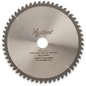Axcaliber Contract 254mm Neg Rake TCT Saw Blade