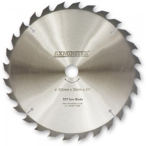 Axcaliber Contract 315mm TCT Saw Blades