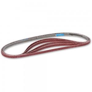 Abrasive Belts for Makita 9032 Filing Sander - Packs 5