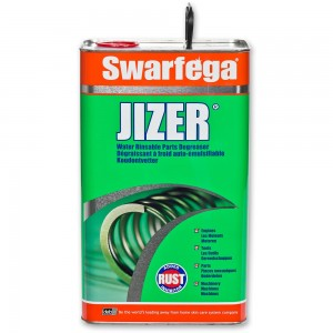 Jizer Parts Degreasing Fluid