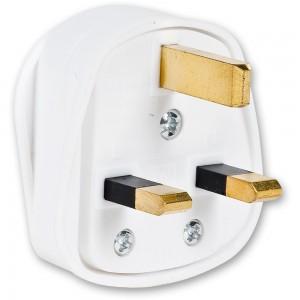 Standard White 13A Plug