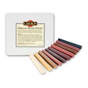 Liberon Shellac Filler Sticks