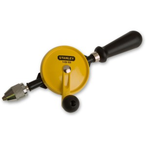 Stanley 103 Double Pinion Hand Drill