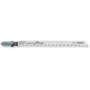Bosch T301BCP Precise Clean Cutting Jigsaw Blades