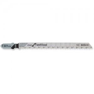 Bosch T301CDF Precise Deep Cuts (Hardwood) Jigsaw Blades