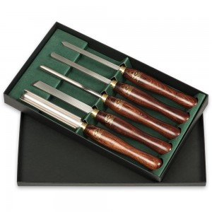 Crown Axminster Turning Tool Set