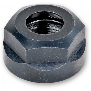 Axminster ER20 Precision Collet Nut - M25 x 1.5mm