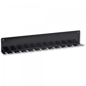 Axminster Wall Mounted Bar Clamp Rack