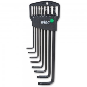 Wiha 8 Piece Ball End Torx Key Set